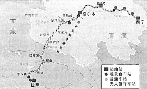 青藏铁路沿线旅游资源开发模式研究
